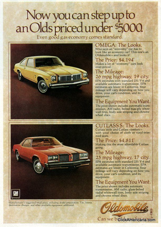 See Classic Oldsmobile Luxury Sedans From The Late 70s Inside