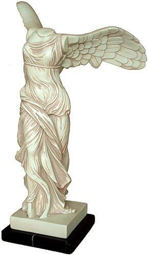 Nike of Samothrace (Winged Victory) Statue - Large:Amazon:Home Kitchen