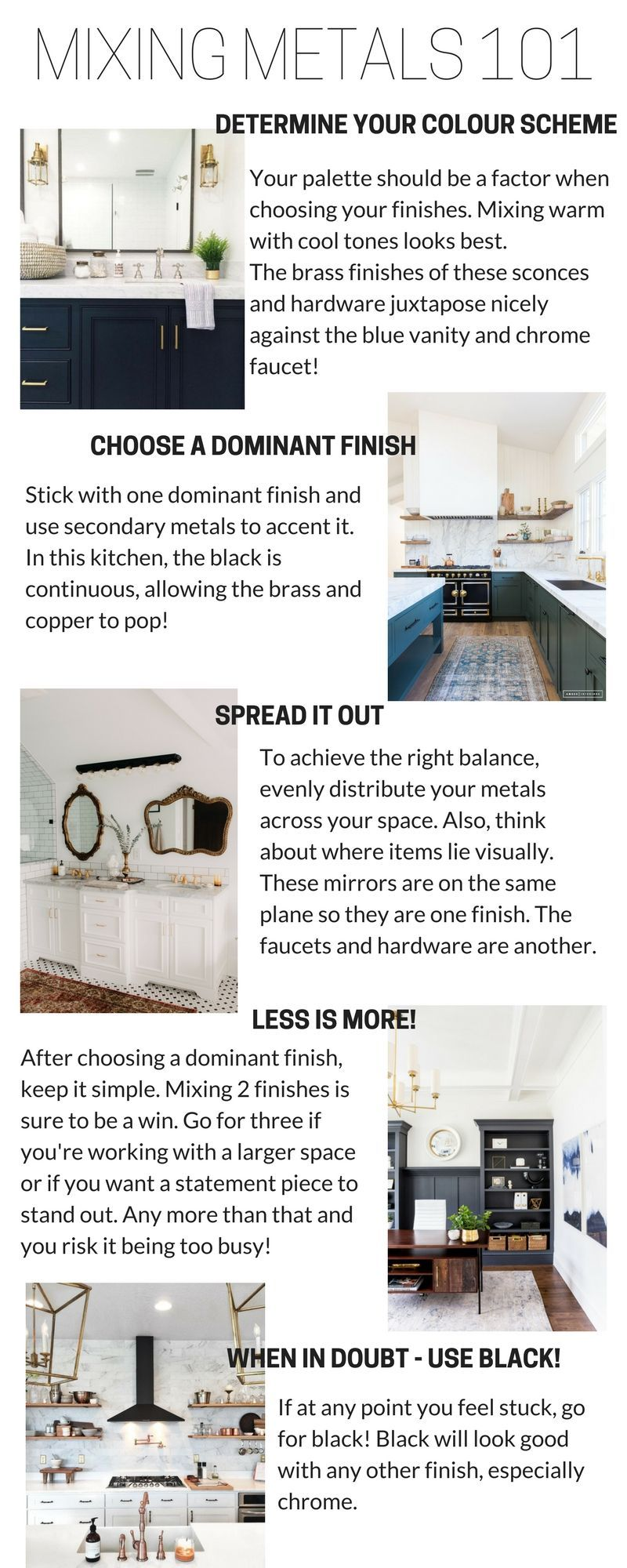 How to choose the right kitchen accessories