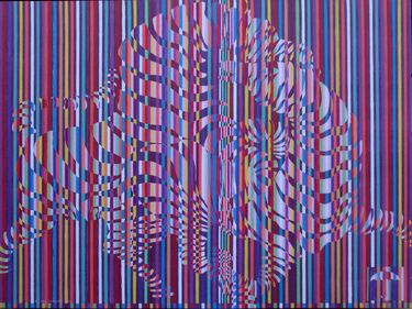 "Saatchi Art Artist ricky wahyudi; Painting, ""Tenaga Kuda"" #art"