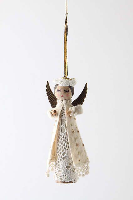 Angelita Ornament - anthropologie.com