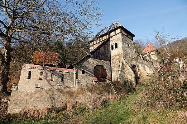 Trutzburg Heppenheim Burgen Und Schlosser Festungen Bad Wildungen