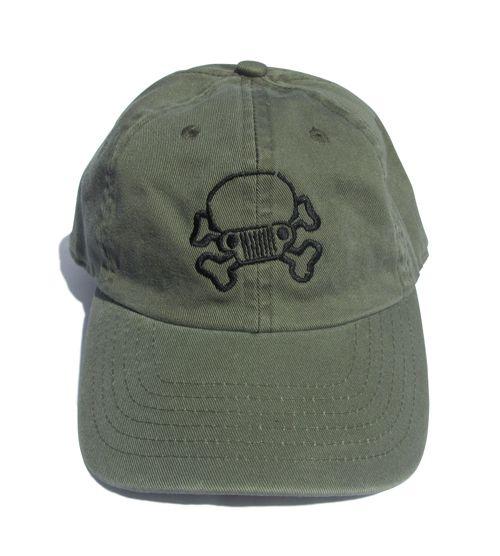 JPFreek Hat/Cap-Youth, Olive