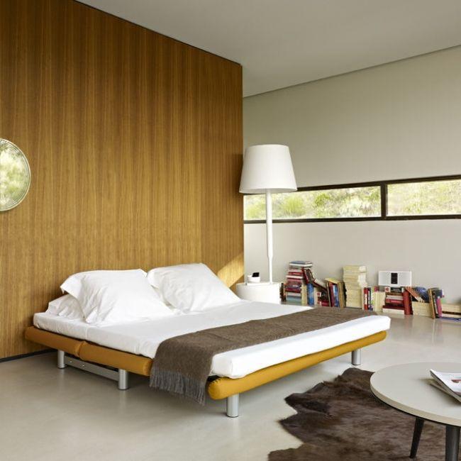 Faltbare Schlafcouch für den täglichen Bedarf- zwei Designklassiker ...