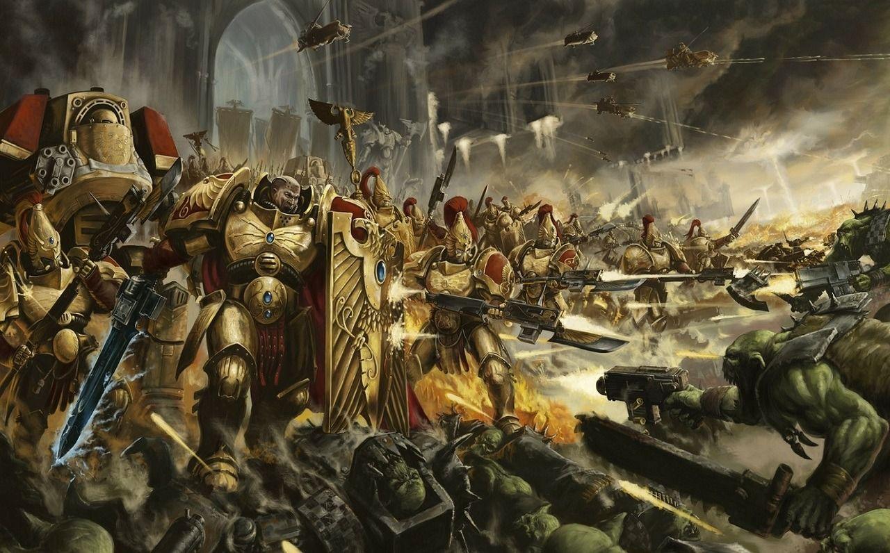 Warhammer 40k artwork: Photo | Warhammer 40k artwork, Warhammer, Warhammer  art