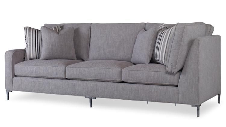 Esn174 43m Pablo Metal Leg Laf Corner Sofa Home Decor Century Furniture Furniture
