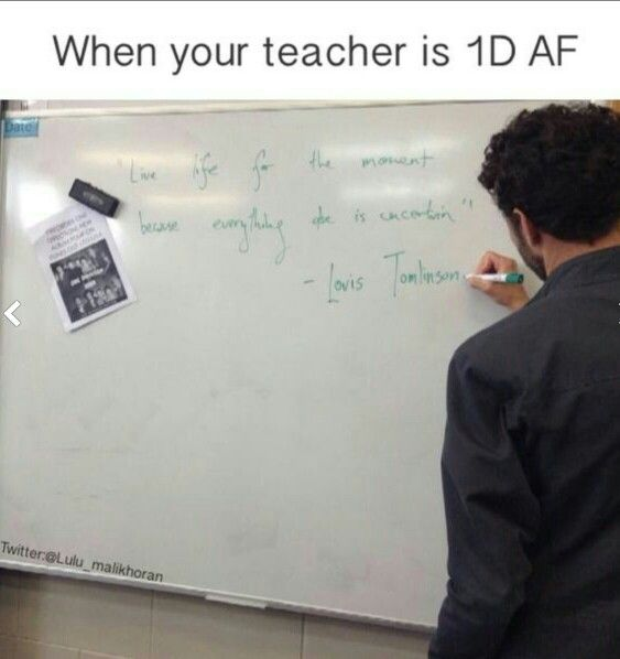 Photo of Me as a teacher….