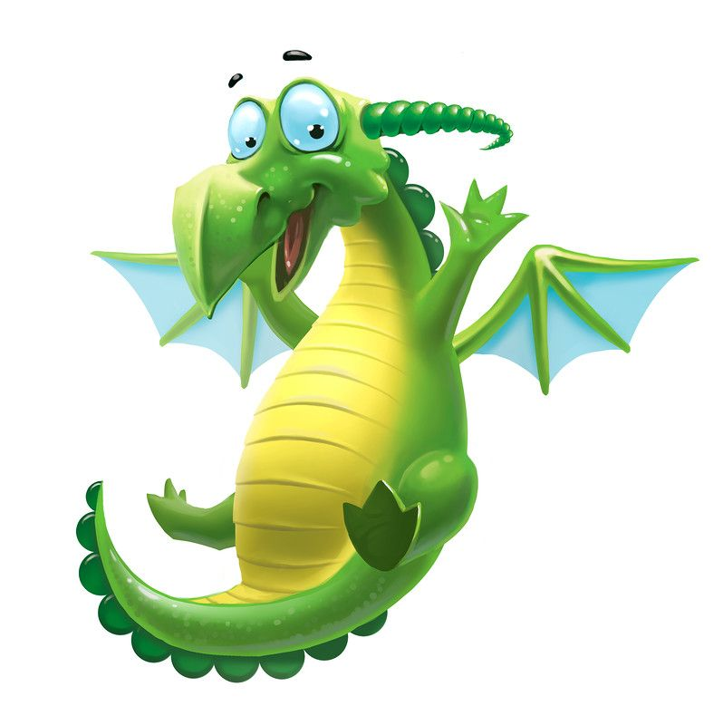 для год дракон смешные картинки бесплатные