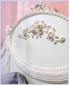 Furniture Appliques For Headboards | One Response To U201cVilla Bella Victorian  Inspiration For Kidsu201d