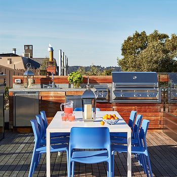 Rooftop Deck Kitchen Ideas Design Decor Photos Pictures Ideas Inspiration Paint Colors And Remodel Rooftop Patio San Francisco Houses Rooftop Design