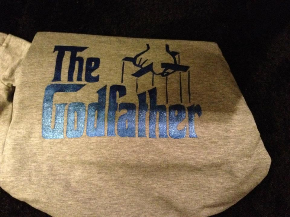 how to ask someone to be a godfather