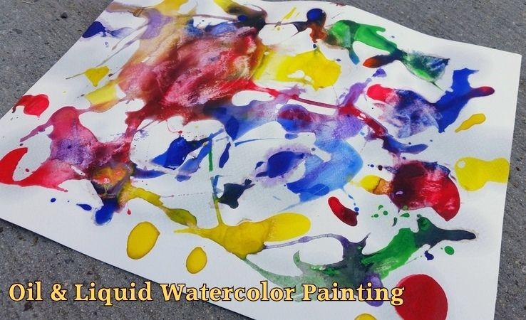 July 2019 Childcare Referral Data Liquid Watercolor Watercolor