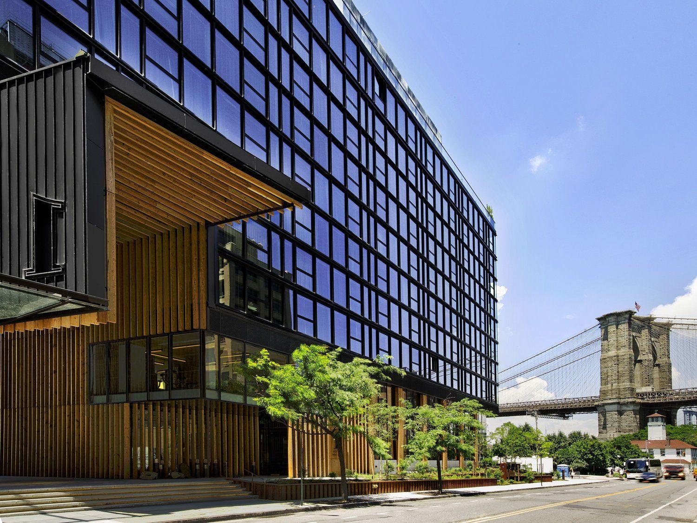 Marvel S 1 Hotel Bk Bridge Gains Intl Recognition At 2018 Ahead Awards Urban Hotels Pier House Hotel