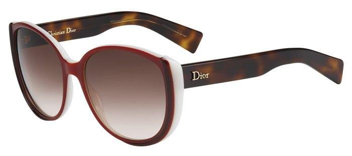 c7805edadfaaf9 Lunettes de soleil - Pas cher - Dior DIORSUMMERSET1 Rouge T6X ...