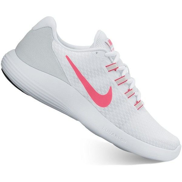 online retailer d07c2 be9a3 Nike LunarConverge Women s Running Shoes ( 60) ❤ liked on Polyvore  featuring shoes, athletic