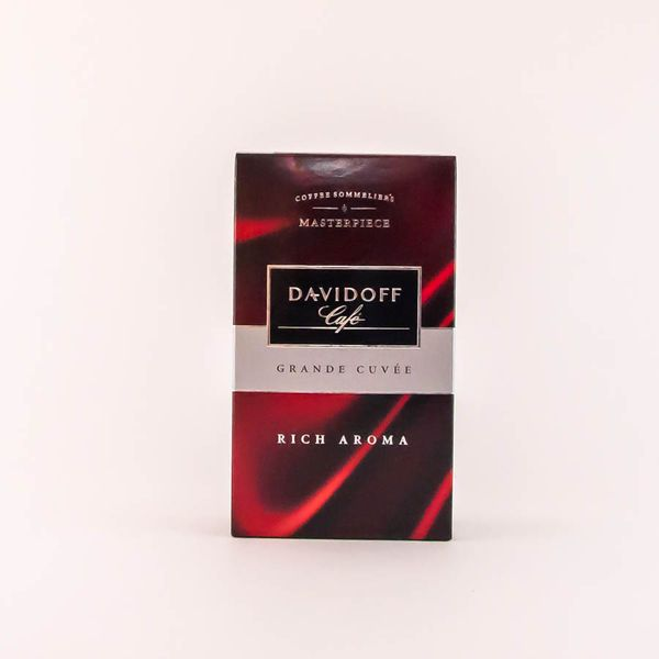 Beverages Coffee Davidoff Cafe Packet Rich Aroma 250 Gms Coffee Mix Aroma Coffee