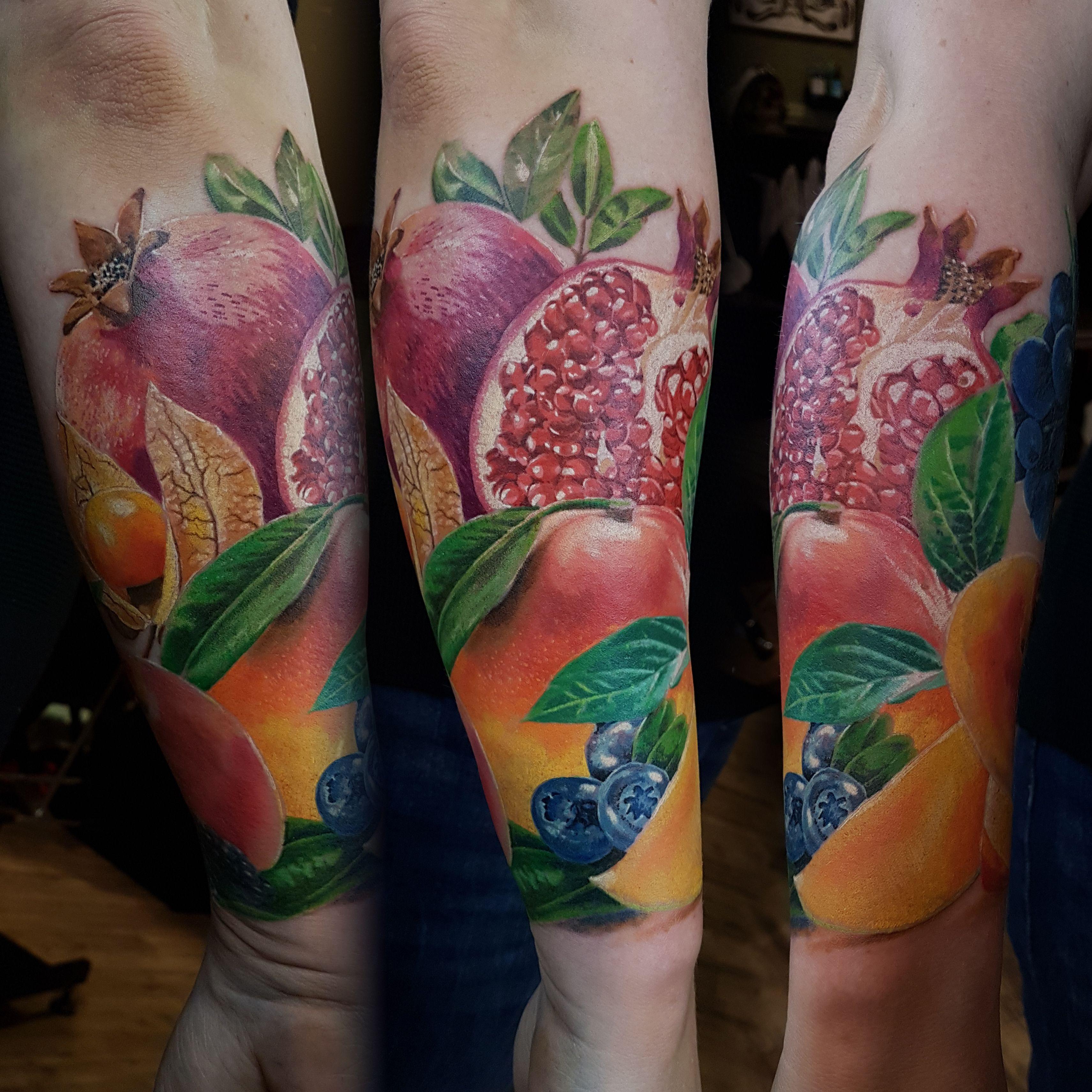 tattoo by fb.com/loonygerard | Tattoos, Watercolor tattoo