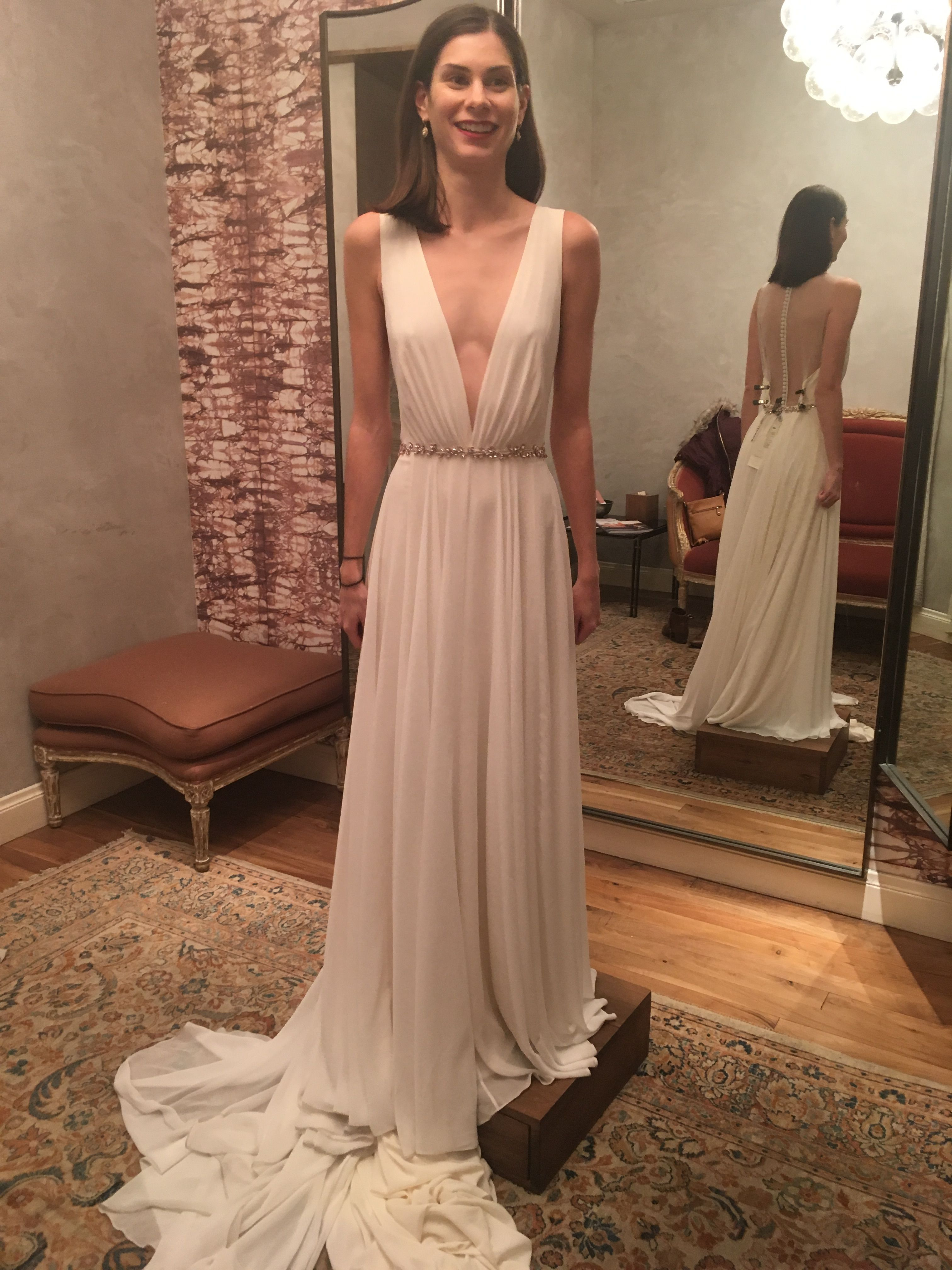 Bhldn Conrad | Wedding Dress Shopping in Chicago | Pinterest | Shopping