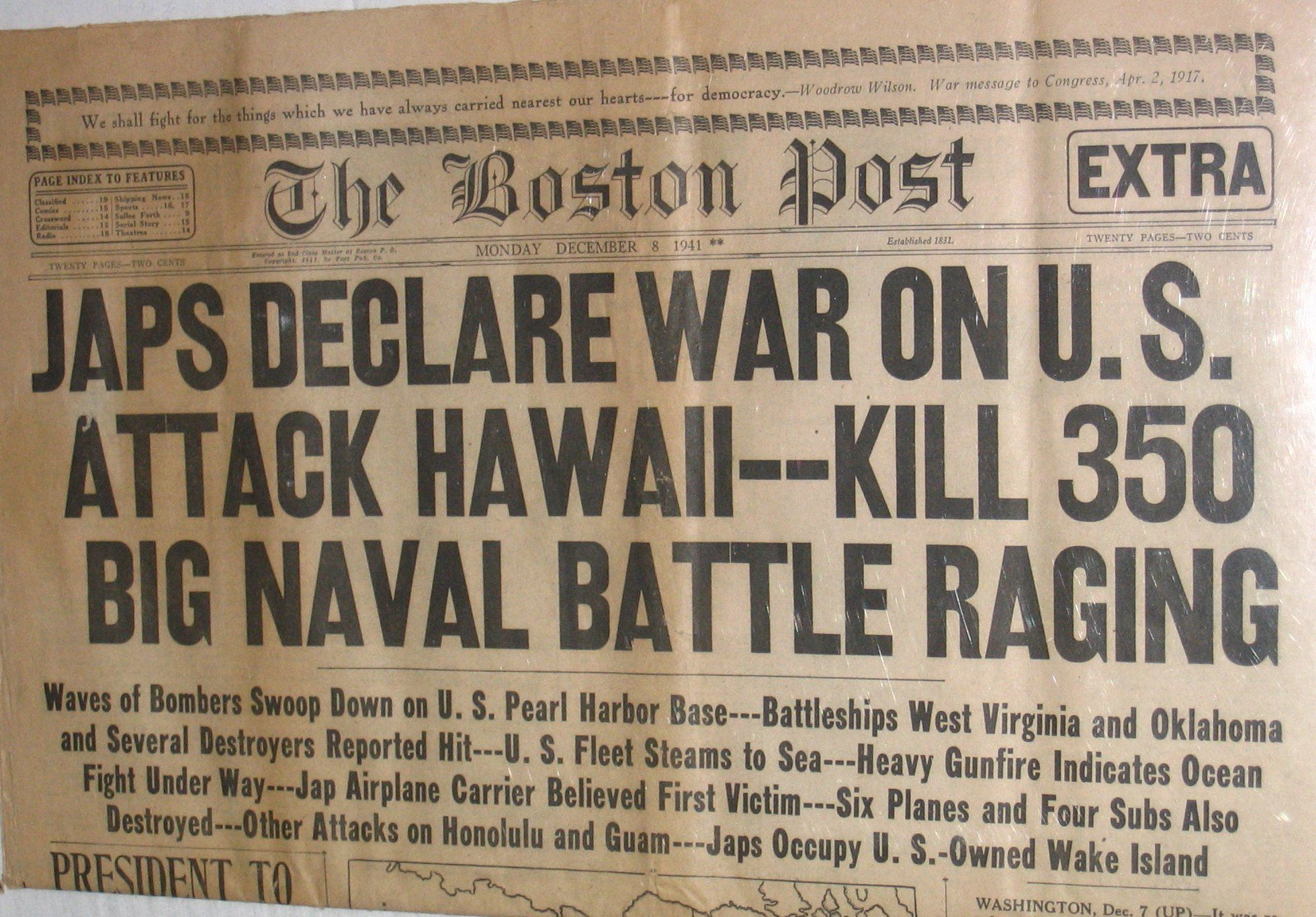 pearl harbor thesis statement Four thesis statement ideas for pearl harbor research paper writing pearl harbor is the greatest cataclysm in the world's history therefore, students who are studying history as their major subject are frequently assigned the.