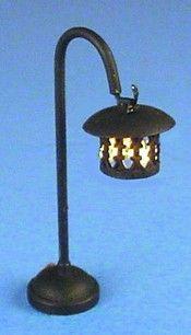GL-120 Hanging-Lantern Garden Light