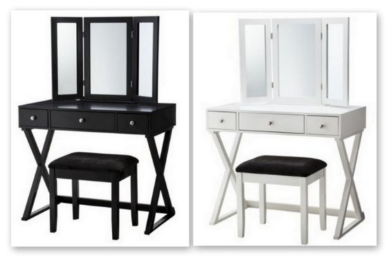 Makeup Vanity Sets As Low 142 99 Shipped With Target Red Card