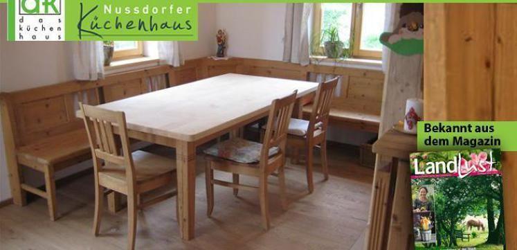 Nussdorfer Küchen landlust küche pressestimmen über die landhausküchen des