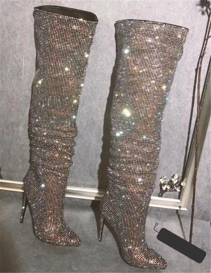 Bling Bling What a boot sparkly heaven
