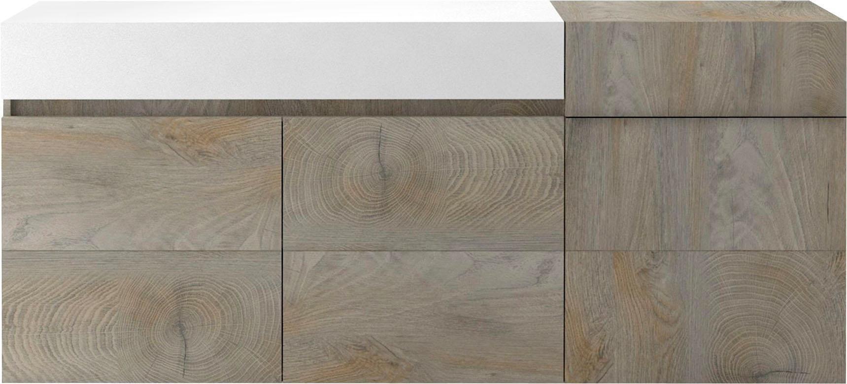 Kommoden Holz Massiv Langes Sideboard Badezimmer Kommode Schmal Kommode 35 Cm Tiefe Schwarz Kommode Mit Schubladen Buch Sideboard Side Board Spanplatte