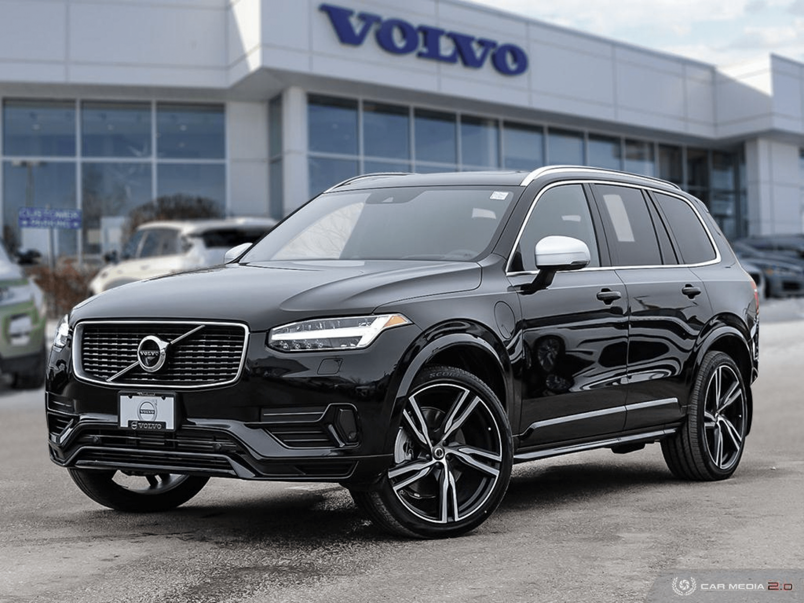 2020 Volvo Xc90 Exterior and Interior in 2020 Volvo xc90