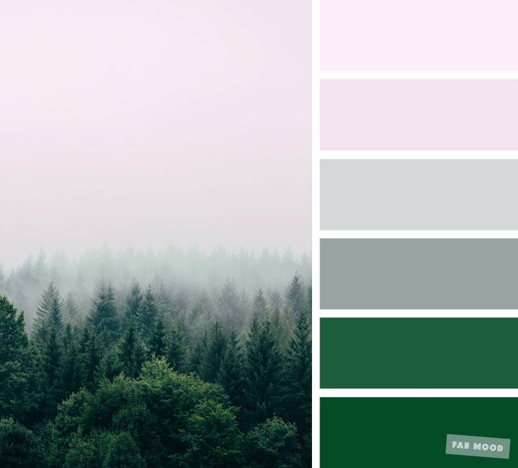 Blush And Green Color Combination Smokey Color Palette Green Color Combinations Green Colour Palette Grey Color Palette