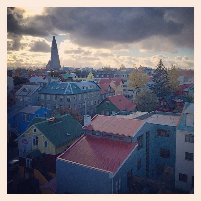 Reykjavík  Photo by Pétur Thor Ragnarsson