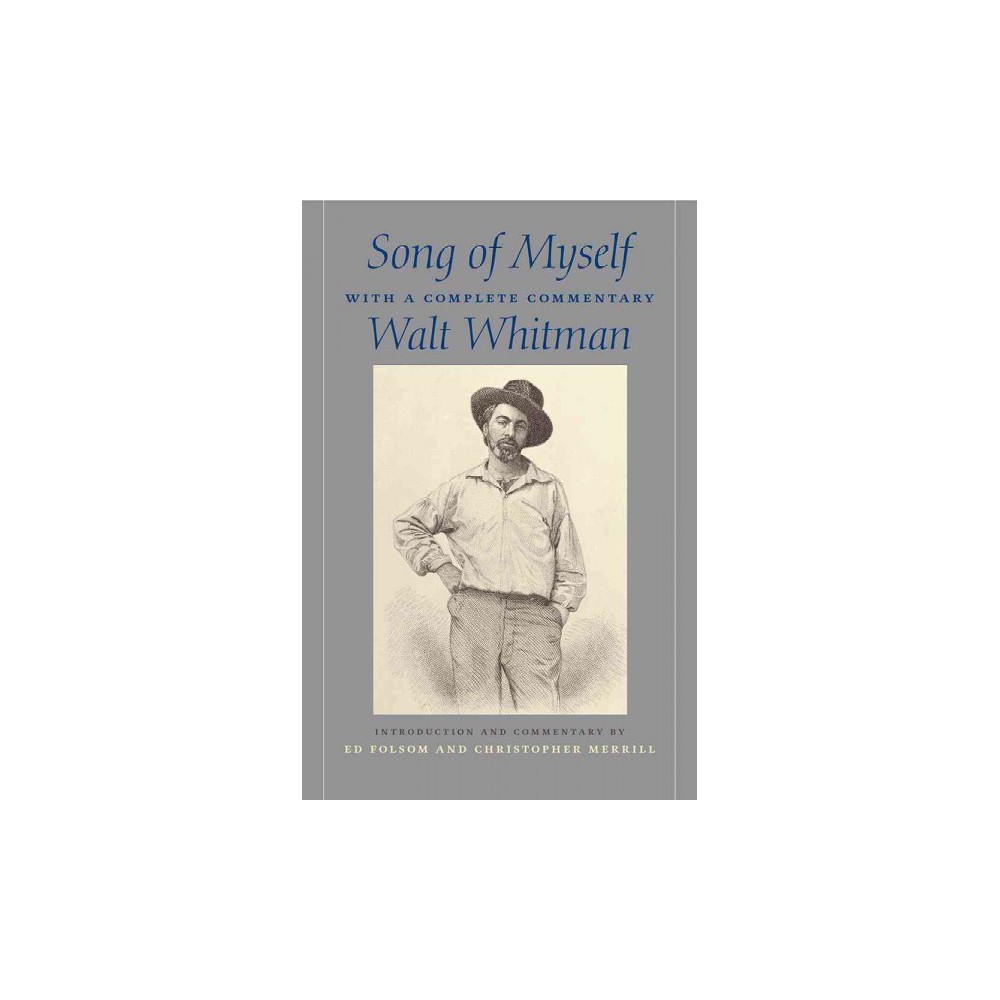 Song of Myself : With a Complete Commentary (Paperback) (Walt Whitman)