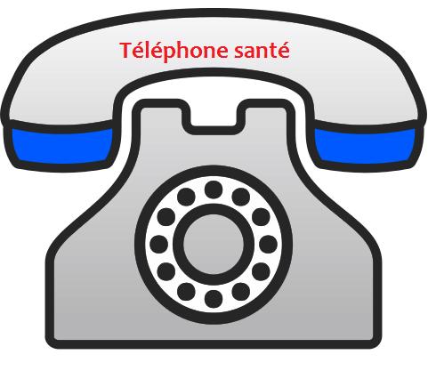 Coloriage Camion Samu.Sante Telephone Urgence Medecins Garde Antipoison Samu