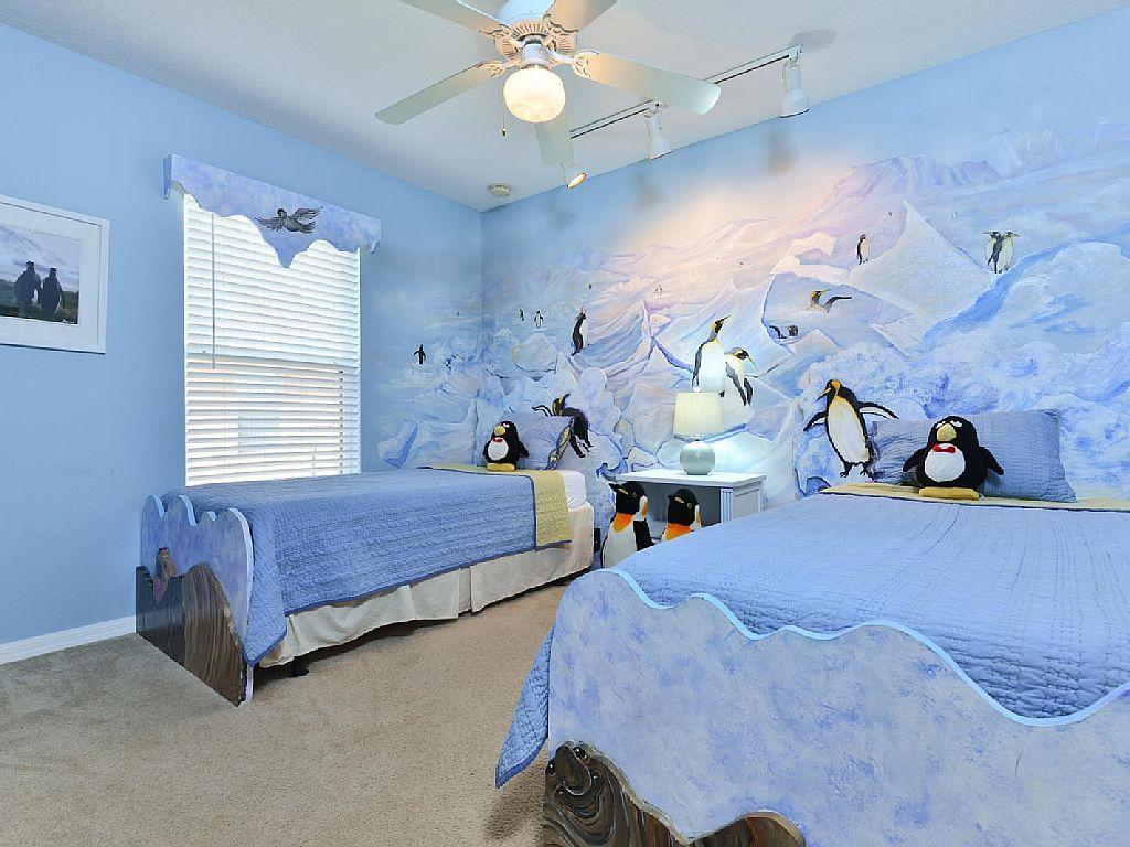 Sandy Ridge House Rental: Enchanted Theme Rooms- Family Home Disney ...