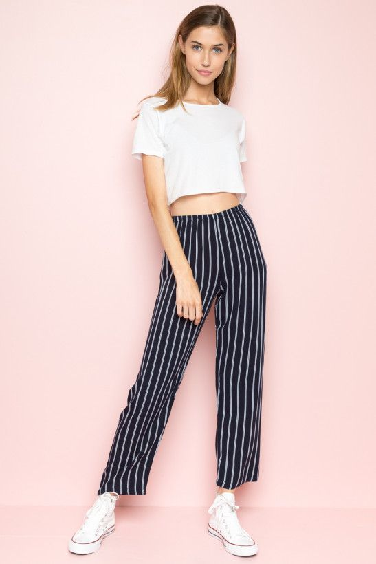 4e1f43a63 Frankie Pants - Bottoms - Clothing | Style and Vibe | Flowy pants ...