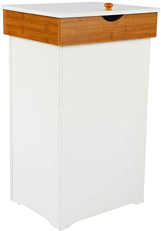 Function Home Kitchen Trash Can Country