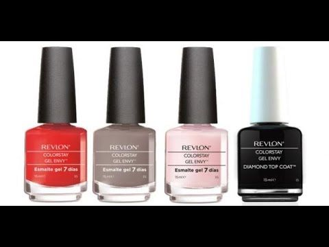 Novedad Mercadona Esmaltes Revlon Gel Envy Review