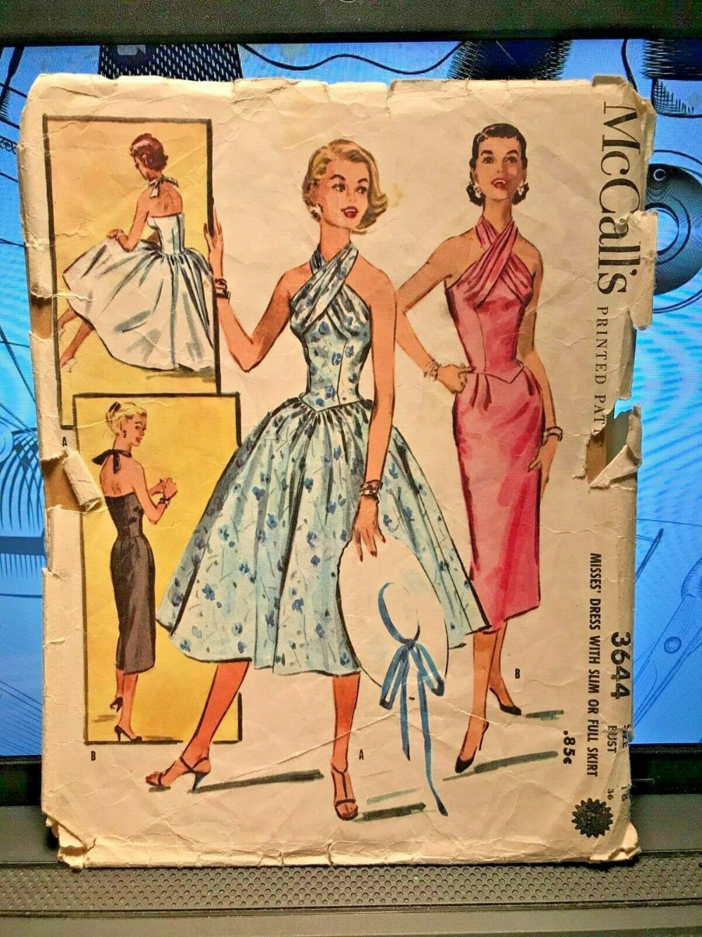 Details About Mccall S Sewing Patterns 65 Vintage Patterns