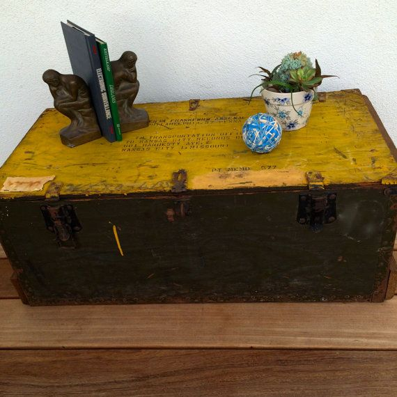 Other Antique Pre-war Chest