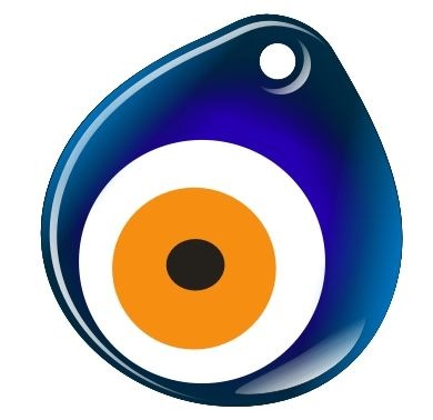 Nazar Boncugu Eps File Evil Eye Art Startup Logo Turkish Evil Eye