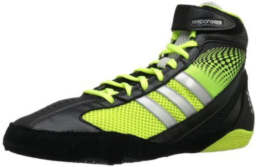 Adidas Wrestling Men's Response 3.1 Wrestling Shoe ** Click on the image for additional details.