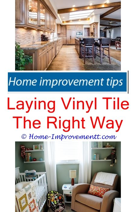 Laying Vinyl Tile The Right Way- Home Improvement Tips #9638