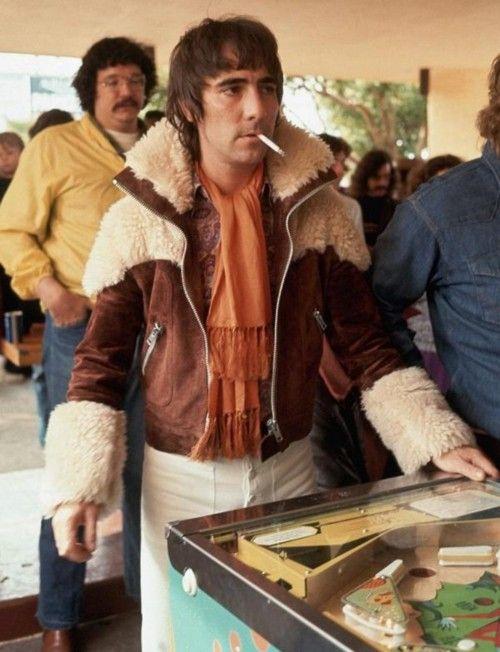 Pinball Wizard . . . Keith Moon