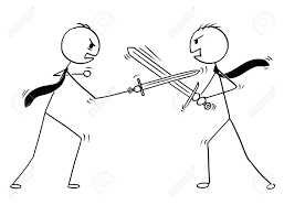 Image Result For Stickman Sword Fight Clipart Cartoon Pinterest