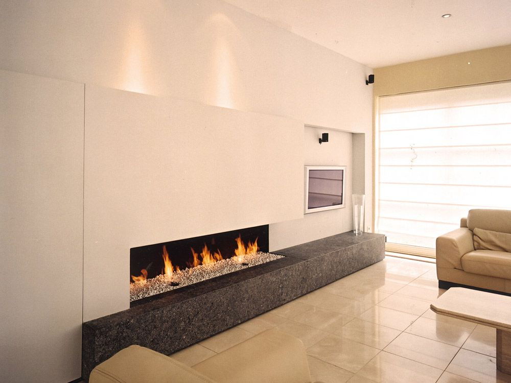 Interieurarchitect lievens interiors open haarden for Interieur architect