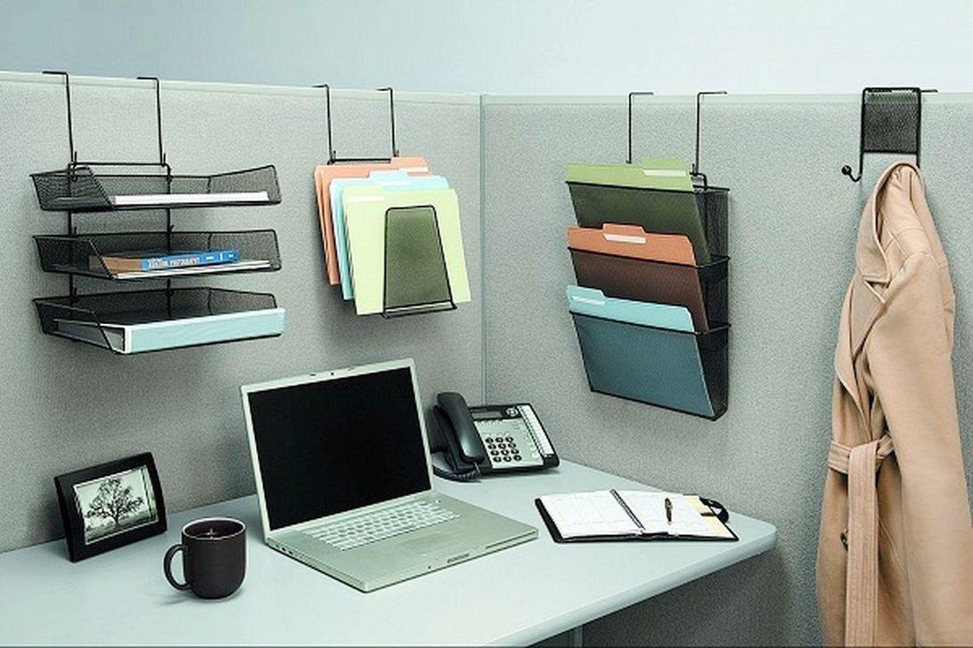 48 Amazing Office Cubicle Decor Ideas Work Cubicle Decor