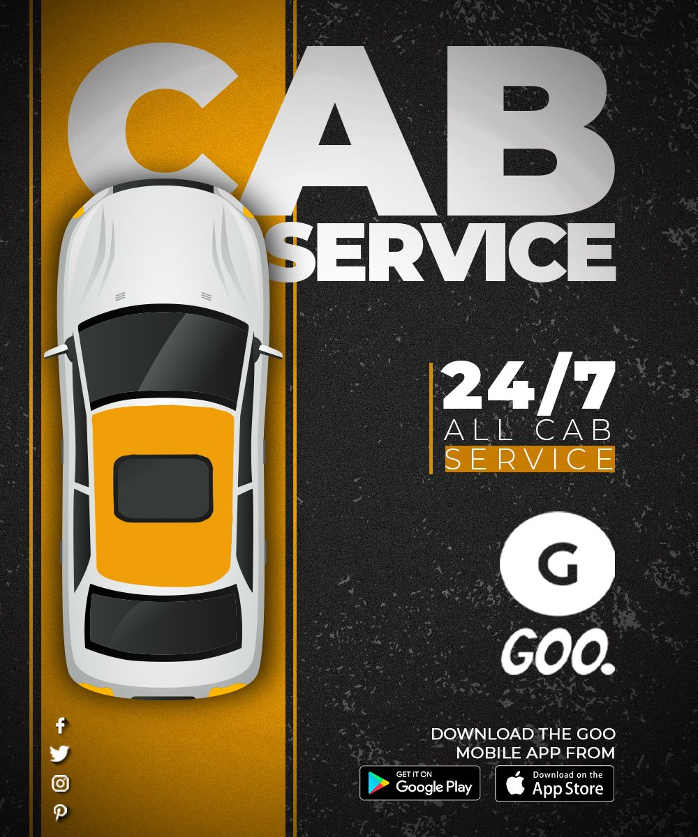 Get a ride in minutes.Use Goo App for 24/7 car Rental