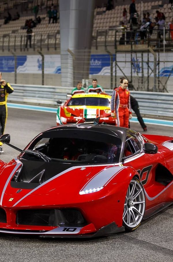 Ferrari FXX-K #ferrarifxx