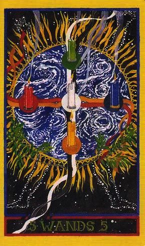 Image result for wheel of change tarot