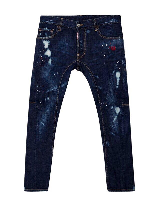 New Dsquared Jeans Tidy Biker Jeans Simply the best c425bcf072d4